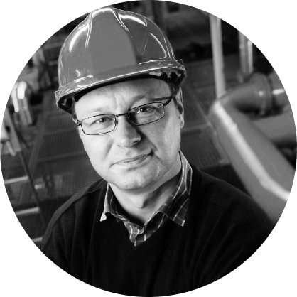Jens Andersen - Direktør